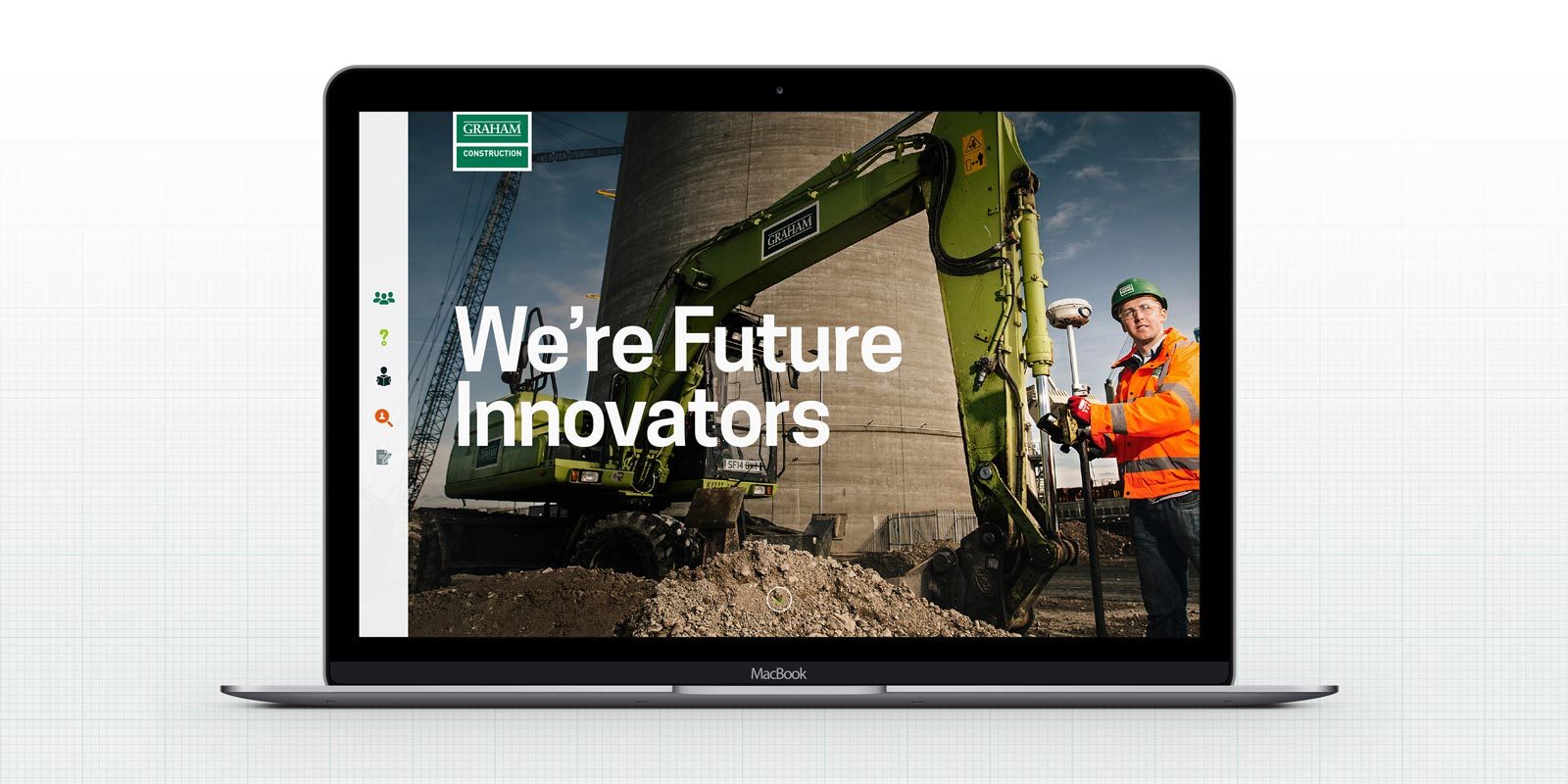 GRAHAM - Construction Website Case Study